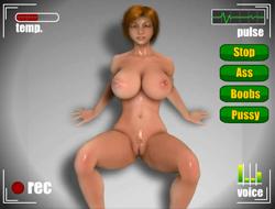 лаборатория робо-секс порно игры